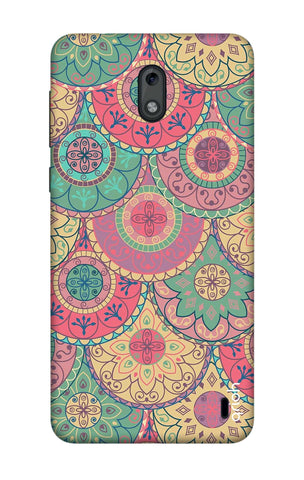Colorful Mandala Nokia 2 Cases & Covers Online