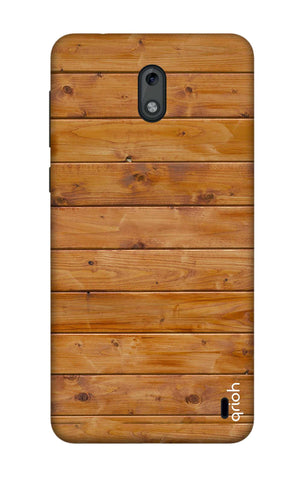 Natural Wood Nokia 2 Cases & Covers Online