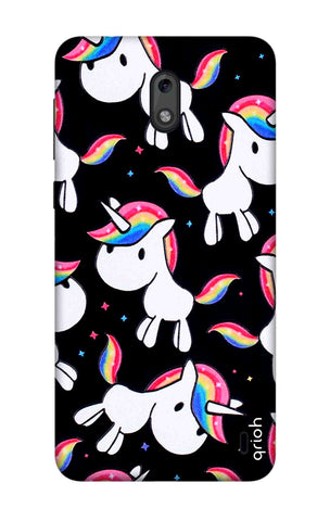 Colourful Unicorn Nokia 2 Cases & Covers Online