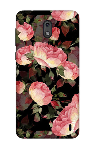 Watercolor Roses Nokia 2 Cases & Covers Online