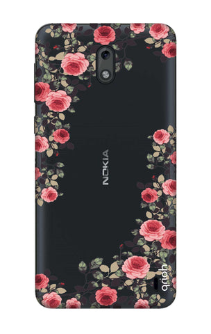 Floral French Nokia 2 Cases & Covers Online