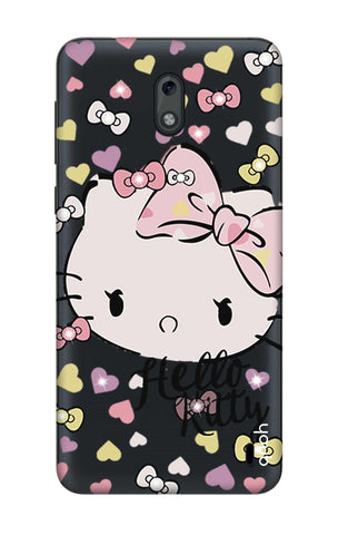 Bling Kitty Nokia 2 Cases & Covers Online