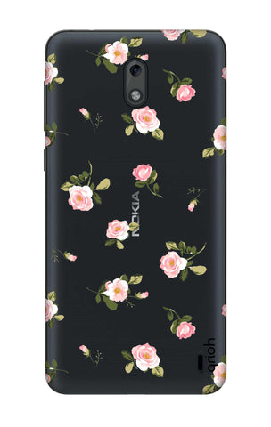 Pink Rose All Over Nokia 2 Cases & Covers Online