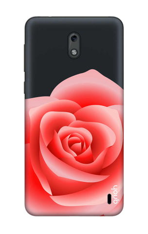 Peach Rose Nokia 2 Cases & Covers Online