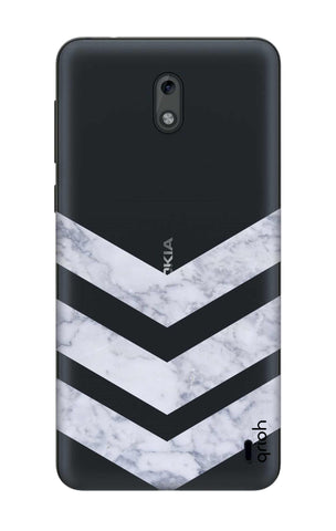 Marble Chevron Nokia 2 Cases & Covers Online