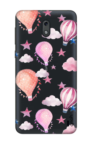 Flying Balloons Nokia 2 Cases & Covers Online