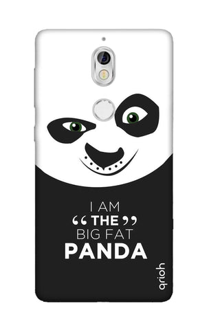 Big Fat Panda Nokia 7 Cases & Covers Online