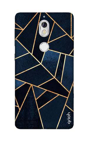 Abstract Navy Nokia 7 Cases & Covers Online
