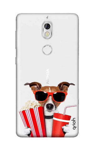Dog Watching 3D Movie Nokia 7 Cases & Covers Online