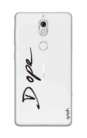 Dope Paint Black Nokia 7 Cases & Covers Online