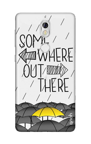Somewhere Out There Nokia 7 Cases & Covers Online