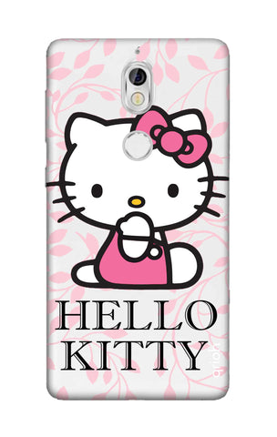 Hello Kitty Floral Nokia 7 Cases & Covers Online