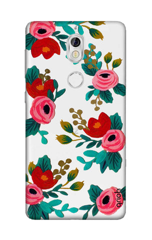 Red Floral Nokia 7 Cases & Covers Online