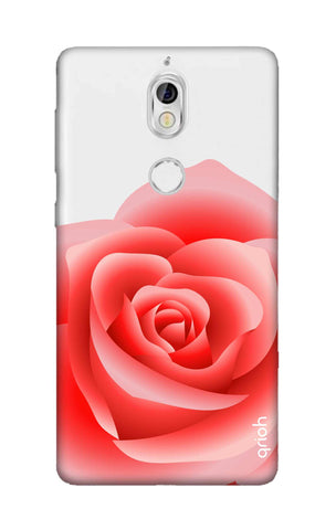 Peach Rose Nokia 7 Cases & Covers Online