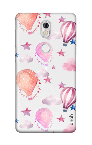 Flying Balloons Nokia 7 Cases & Covers Online