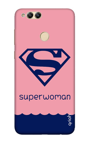 Be a Superwoman Honor 7X Cases & Covers Online
