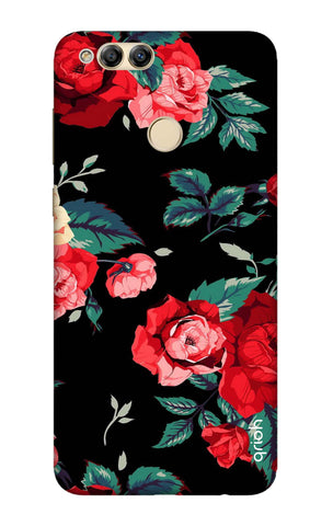 Wild Flowers Honor 7X Cases & Covers Online