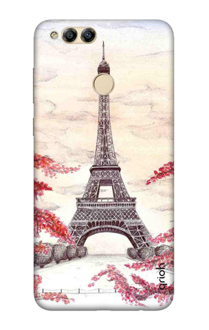 Eiffel Art Honor 7X Cases & Covers Online