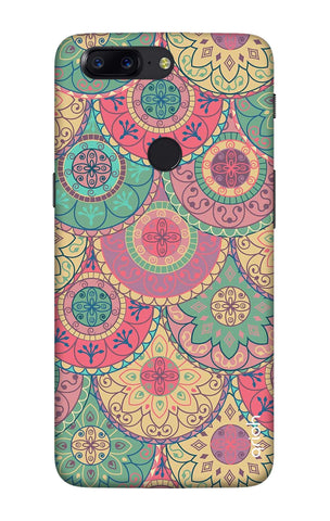 Colorful Mandala OnePlus 5T Cases & Covers Online