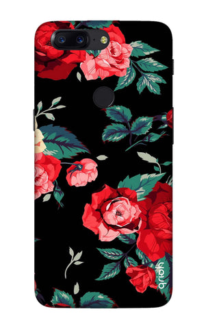 Wild Flowers OnePlus 5T Cases & Covers Online