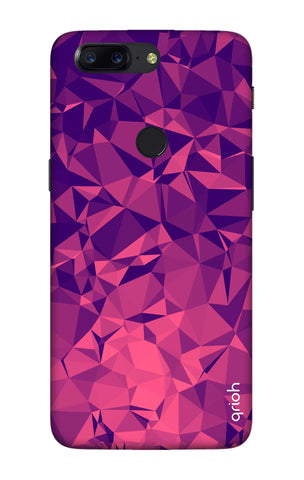 Purple Diamond OnePlus 5T Cases & Covers Online