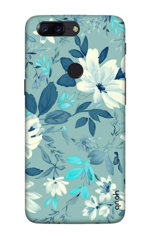 White Lillies OnePlus 5T Cases & Covers Online