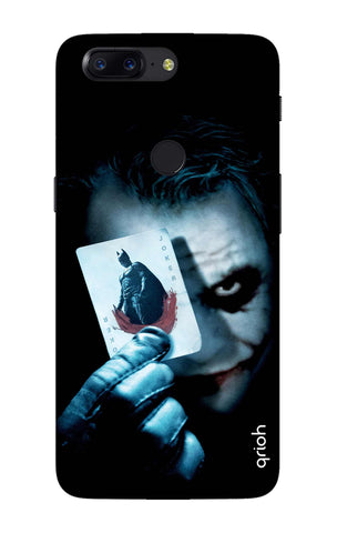 Joker Hunt OnePlus 5T Cases & Covers Online