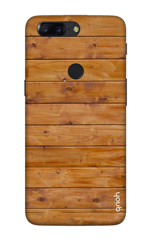 Natural Wood OnePlus 5T Cases & Covers Online