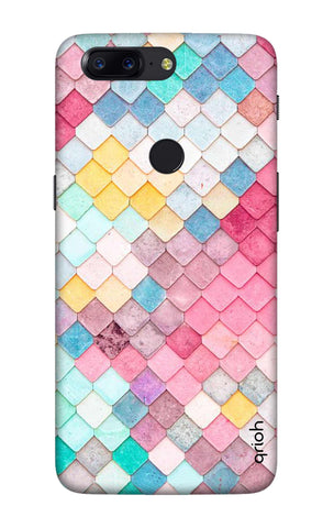 Colorful Pattern OnePlus 5T Cases & Covers Online