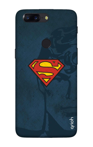 Wild Blue Superman OnePlus 5T Cases & Covers Online