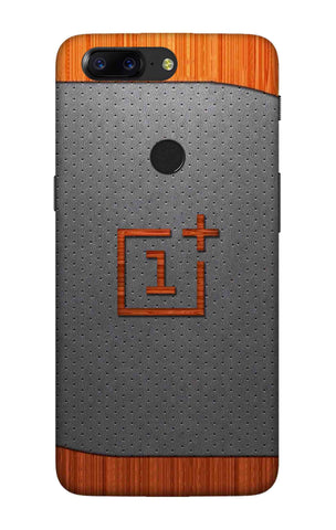 Printed Logo Texture OnePlus 5T Cases & Covers Online