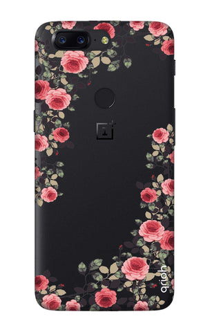 Floral French OnePlus 5T Cases & Covers Online