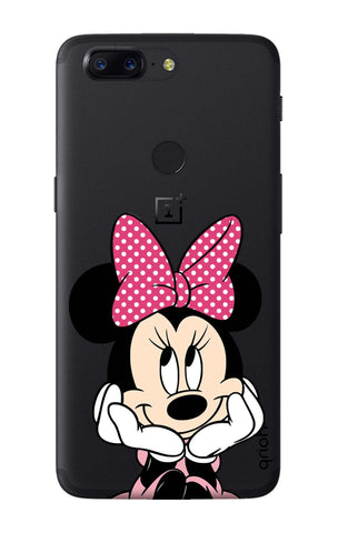 Minnie In Deep Thinking OnePlus 5T Cases & Covers Online