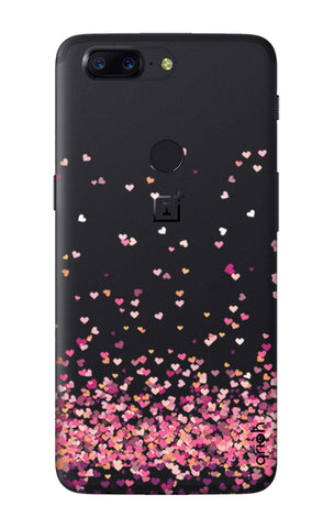 Cluster Of Hearts OnePlus 5T Cases & Covers Online