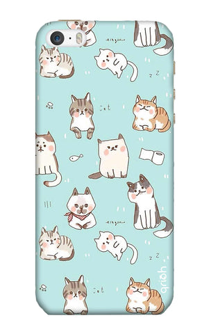 Cat Kingdom iPhone 5 Cases & Covers Online
