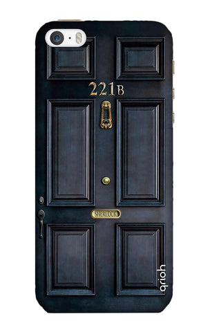 Baker Street Door iPhone 5 Cases & Covers Online