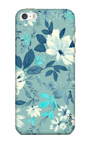 White Lillies iPhone 5 Cases & Covers Online