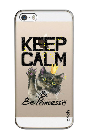 Be A Princess iPhone 5 Cases & Covers Online
