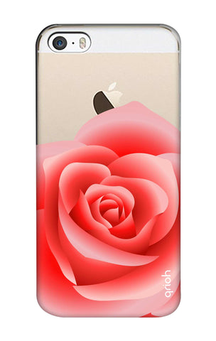 Peach Rose iPhone 5 Cases & Covers Online