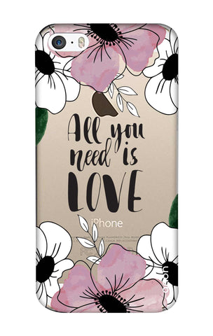 All You Need is Love iPhone 5 Cases & Covers Online