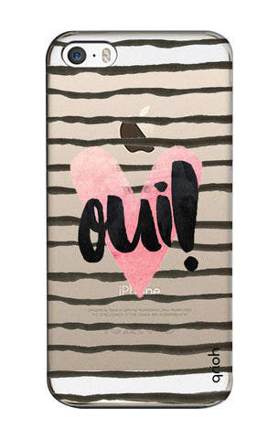 Oui! iPhone 5 Cases & Covers Online