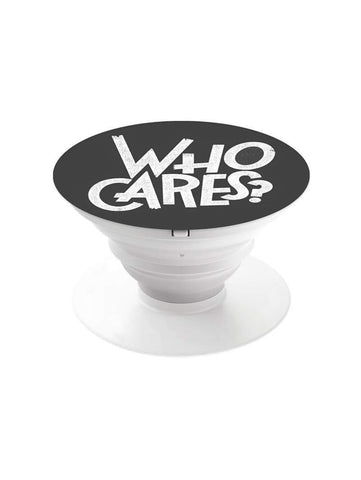 Who Cares Pop Grip Socket with Mount