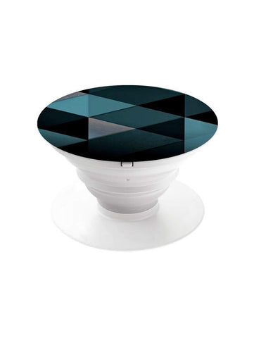 Geometric Pop Grip Socket with Mount