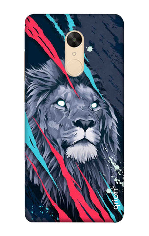 Beast Lion Xiaomi Redmi 5 Cases & Covers Online