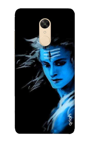 Shiva Tribute Xiaomi Redmi 5 Cases & Covers Online