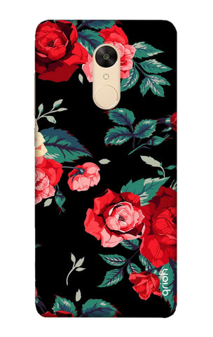 Wild Flowers Xiaomi Redmi 5 Cases & Covers Online