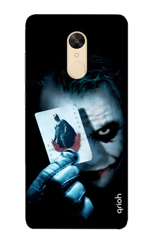 Joker Hunt Xiaomi Redmi 5 Cases & Covers Online