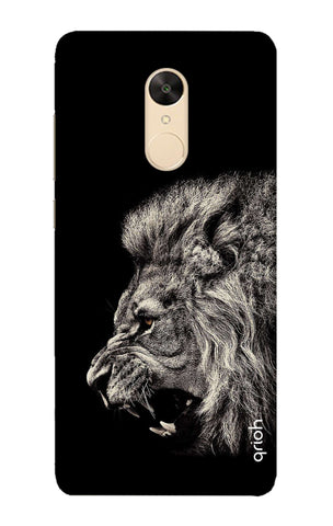 Lion King Xiaomi Redmi 5 Cases & Covers Online