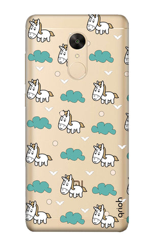 Unicorn In The Clouds Xiaomi Redmi 5 Cases & Covers Online