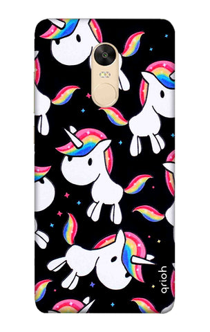 Colourful Unicorn Xiaomi Redmi 5 Plus Cases & Covers Online